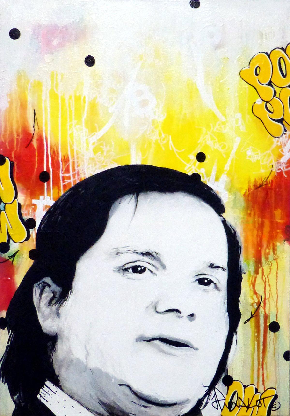 Image of MARK KARPELES! YO!
