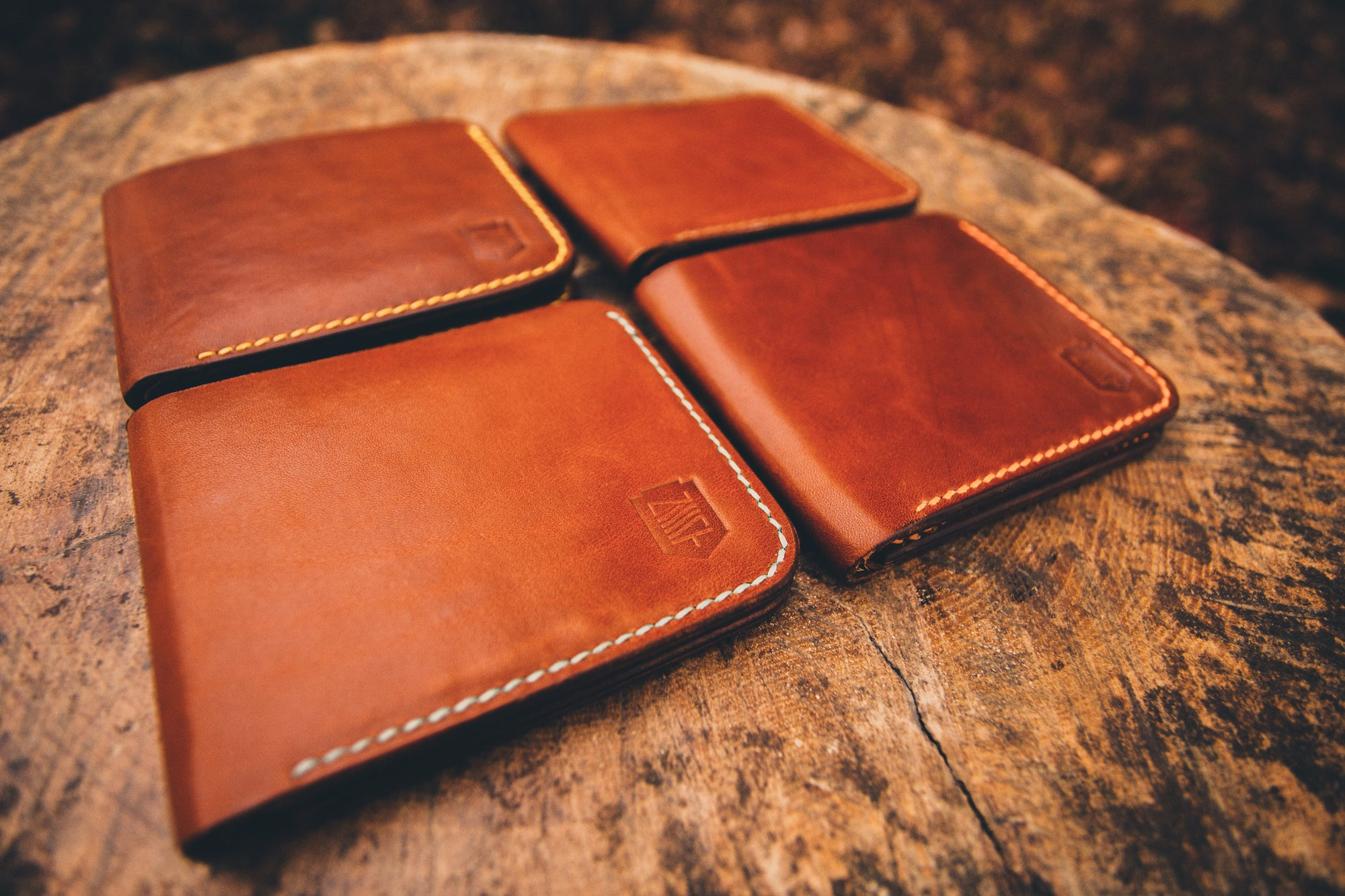 Image of Wayfarer Wallet w/ Hidden Pockets