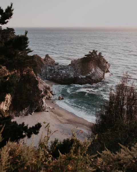 Image of McWay Falls