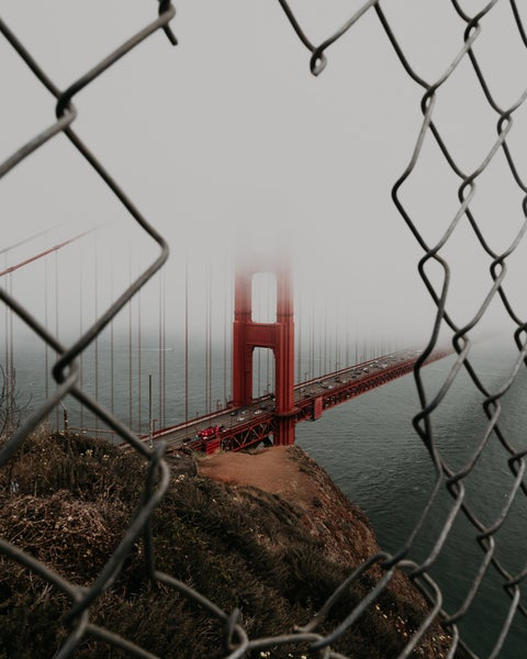 Image of SF Bridge