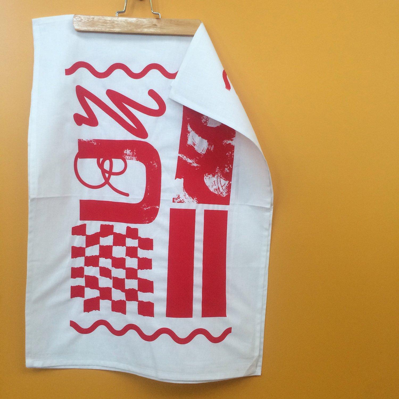 Image of BOA COLLECTION - TEA TOWEL