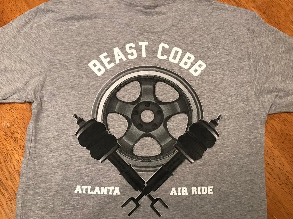 Image of BC X AAR Colab T-shirt Grey