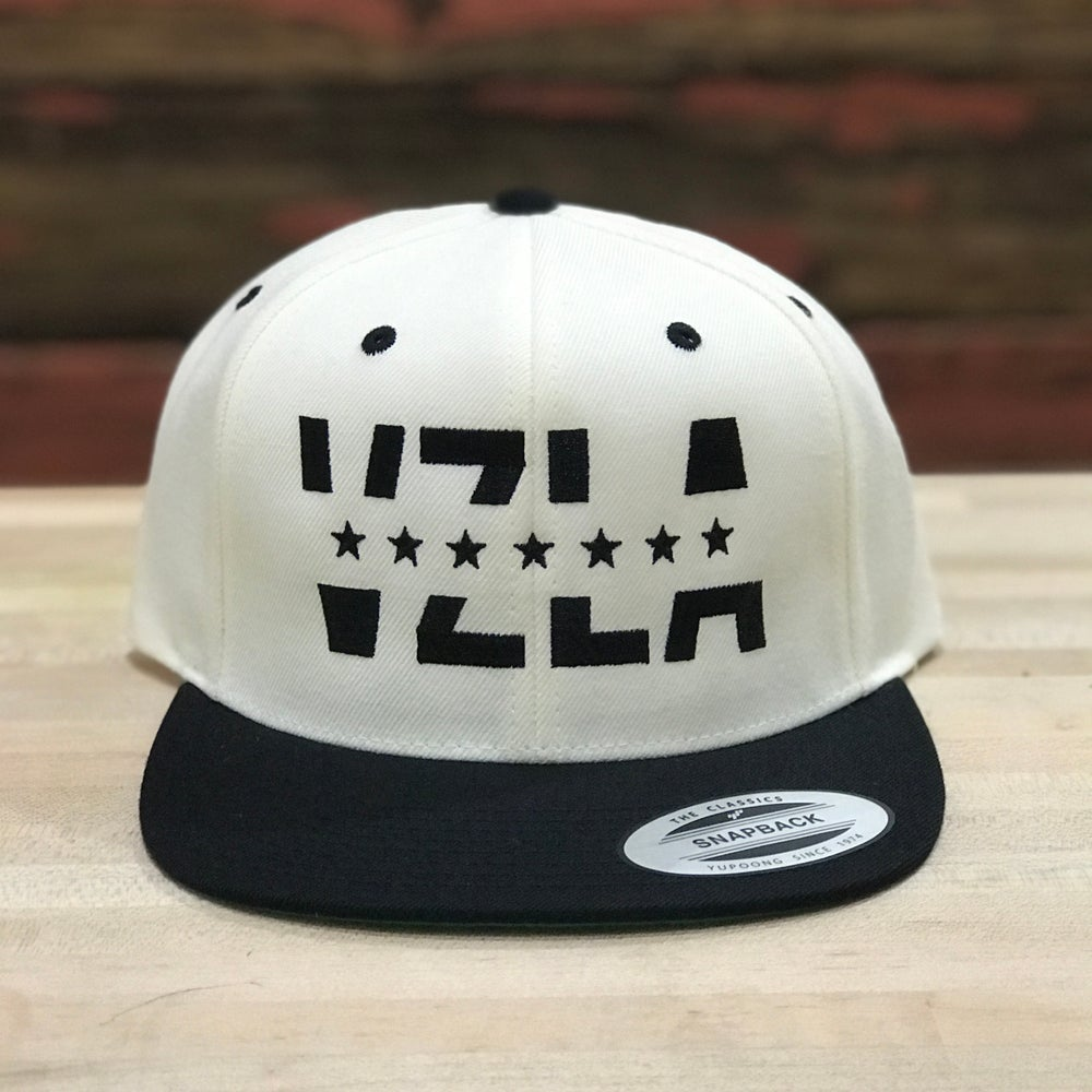 Image of VZLA White/Black