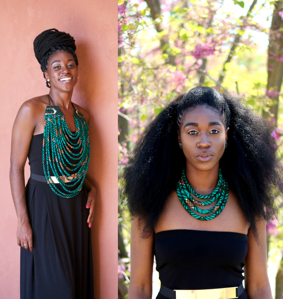 Image of Imani Necklace Tutorial