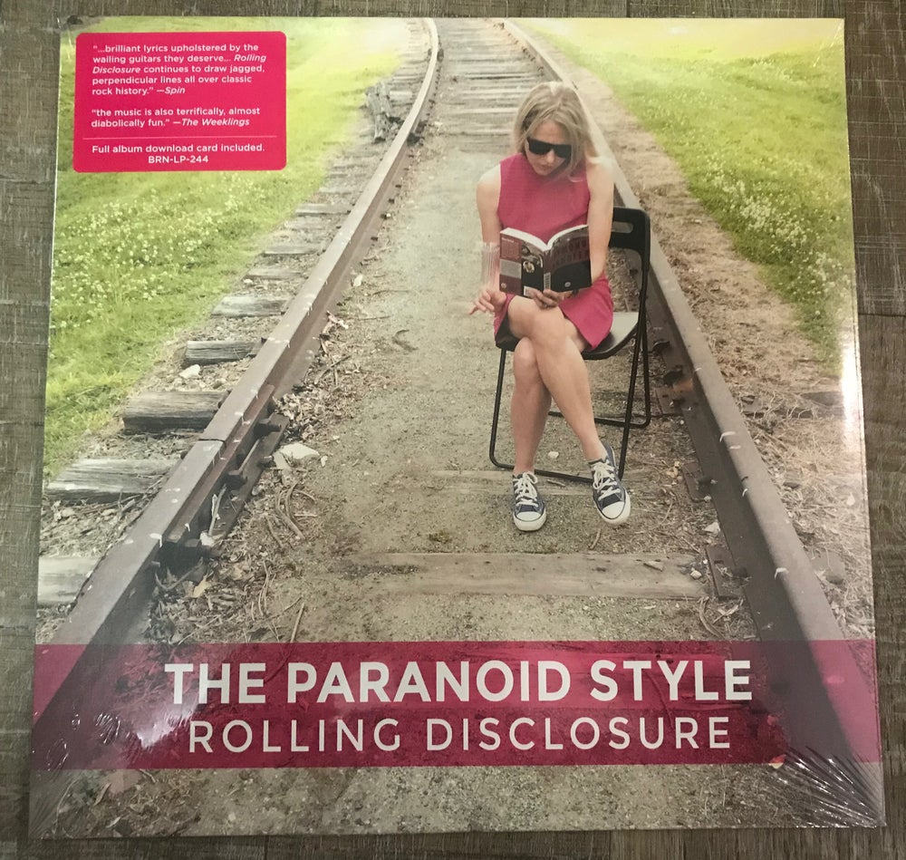 Image of Rolling Disclosure Vinyl (Incl. Download Code)