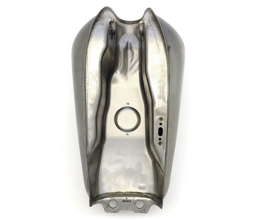 Image of 1.6 gallon cafe racer style gas tank