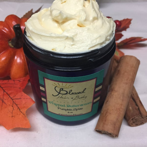 Image of Whipped Buttercream (5 oz.)