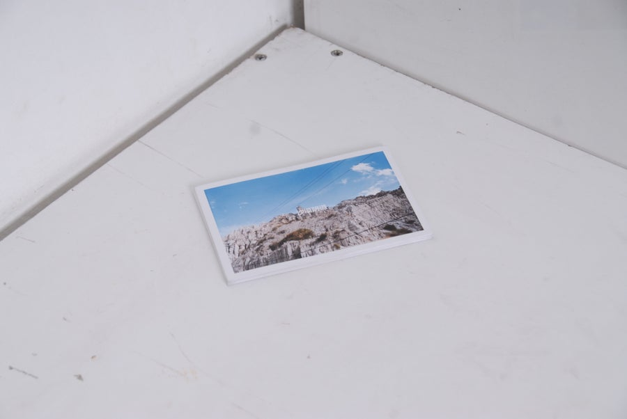 Image of 9 POSTCARDS COLLECTION BY RIISSU