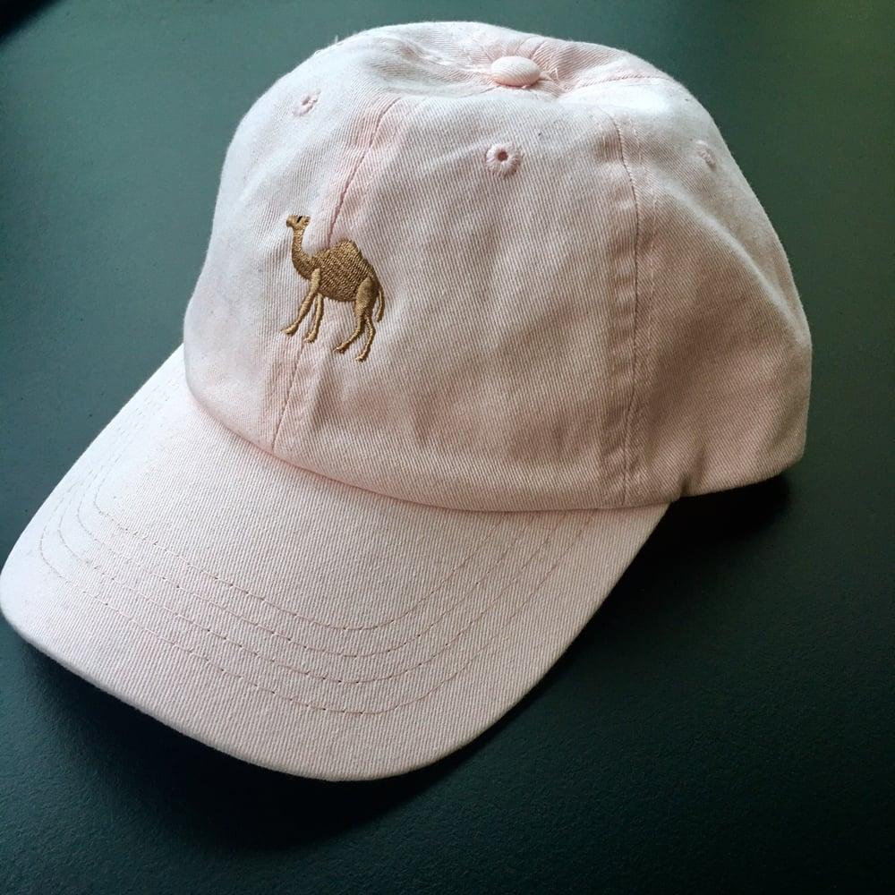Image of Horsey Cap (Pink)