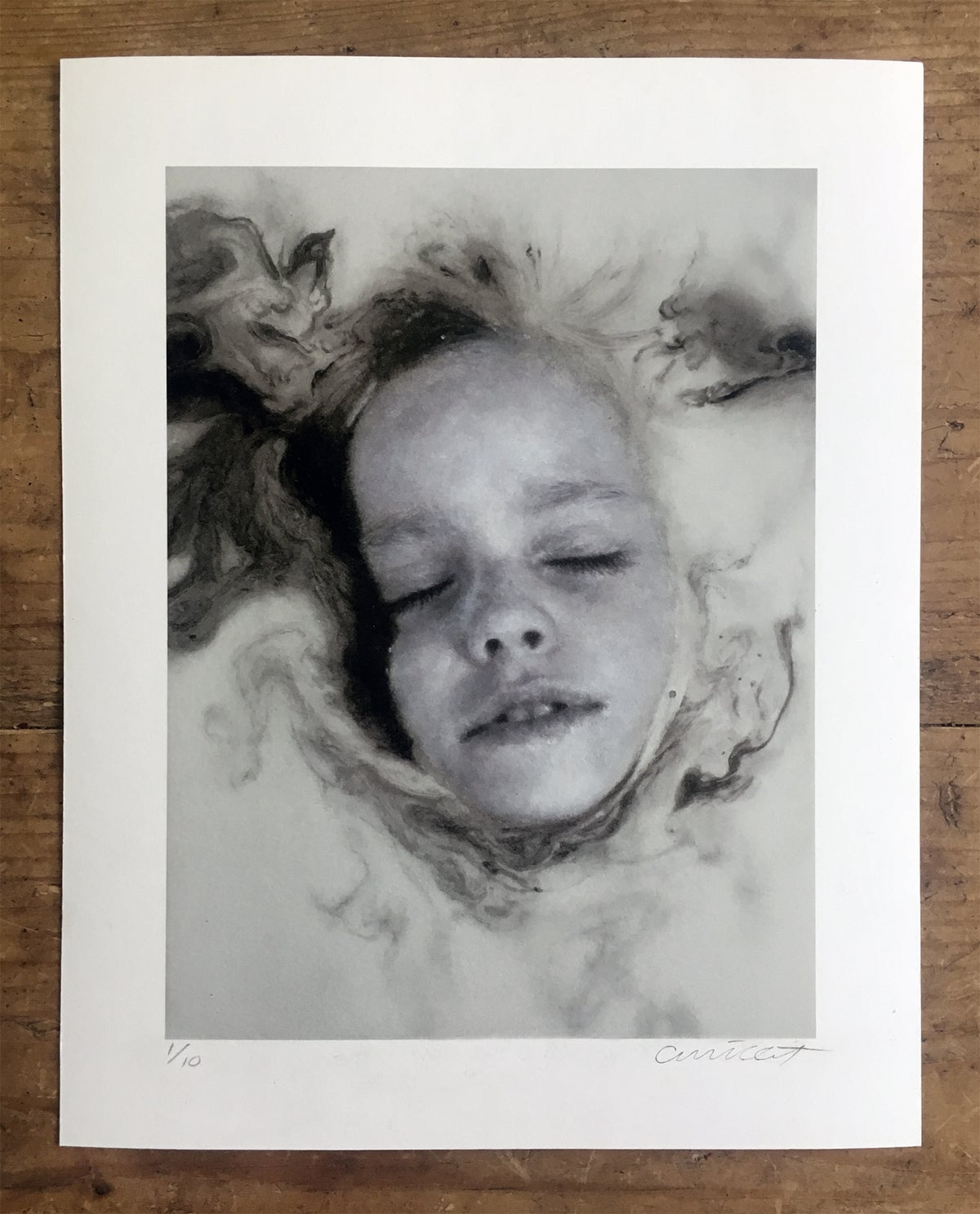 Image of YOUNGER SELF LIMITED EDITION PRINT