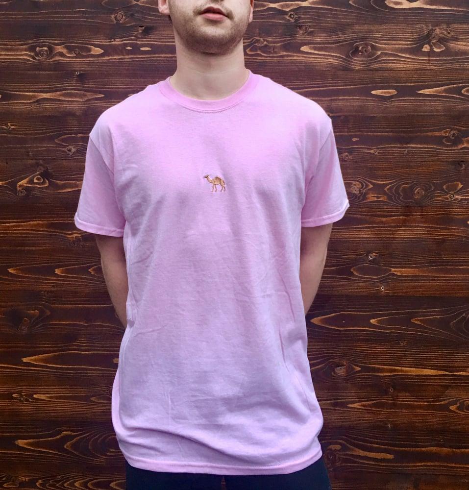 Image of Horsey Tee (Pink)
