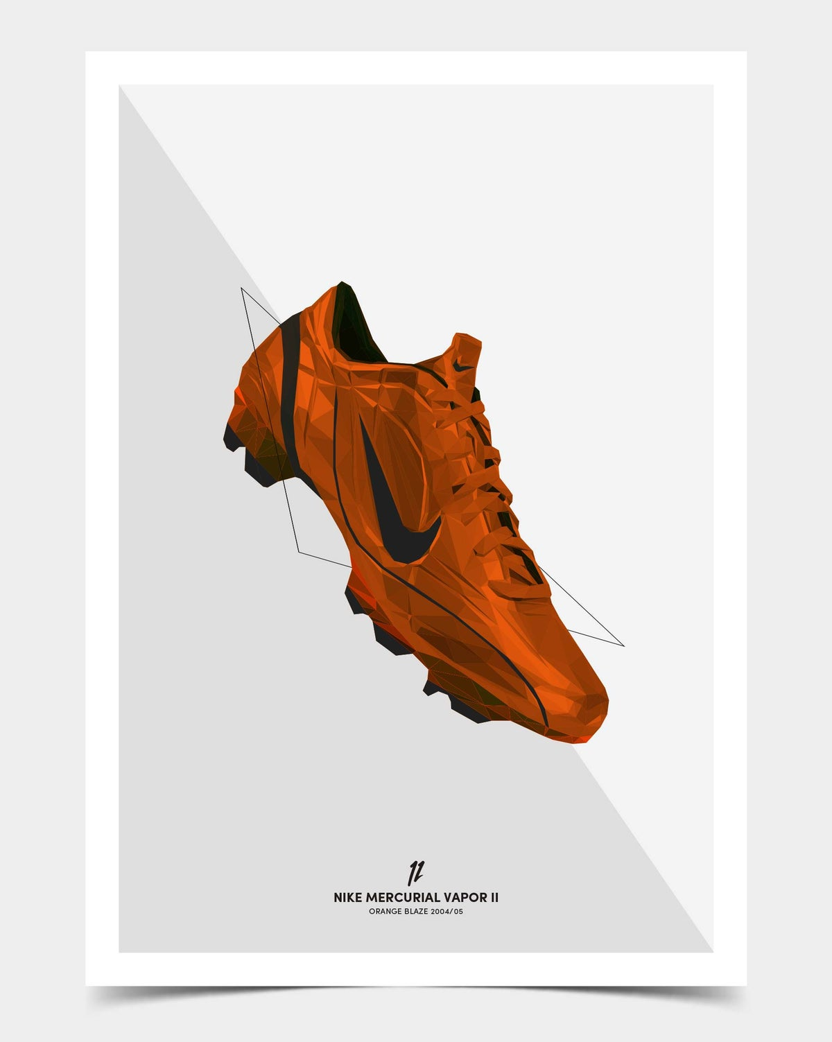 Image of Mercurial Vapor ii Orange Blaze