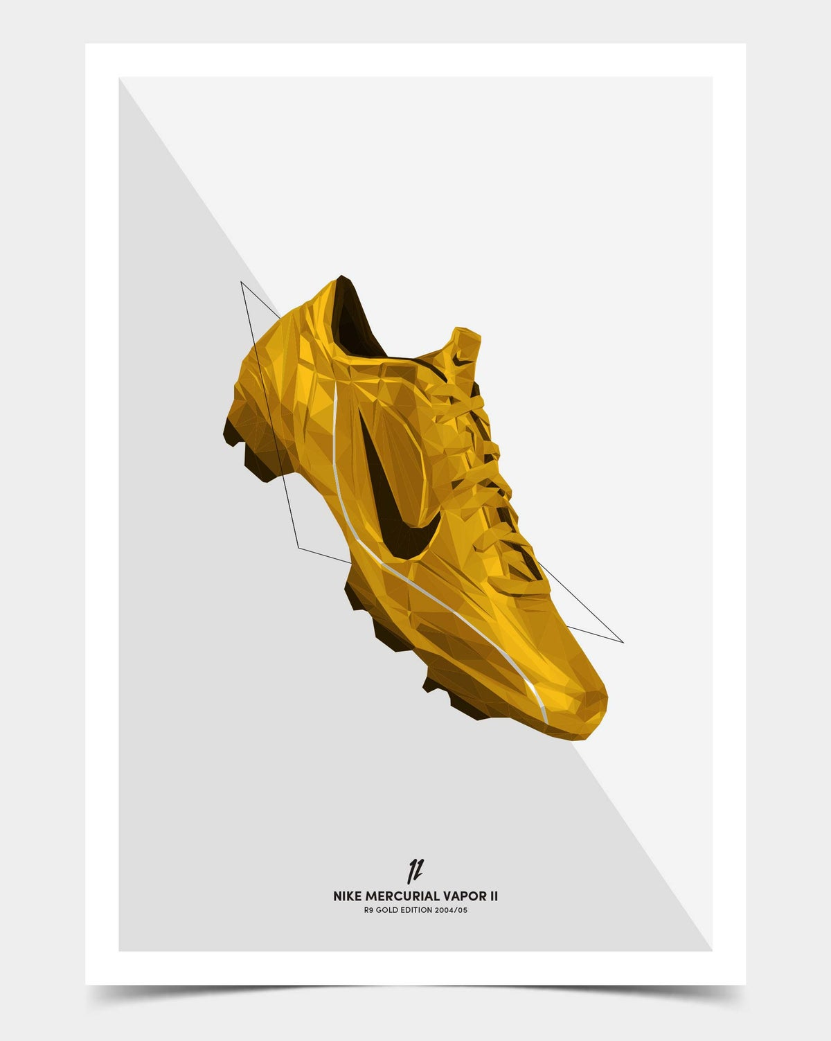 Image of Mercurial Vapor ii Gold Edition