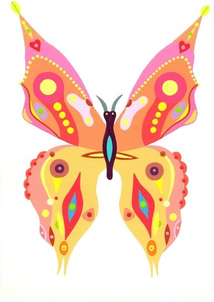 Image of Fulvia Mendini - La farfalla
