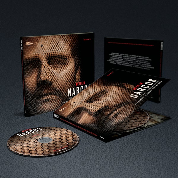 Image of Narcos Season 2 (A Netflix Original Series Soundtrack) CD -  Pedro Bromfman