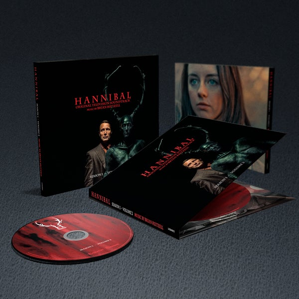 Image of Hannibal (Original Television Soundtrack) Season 1 Volume 2 CD - Brian Reitzell