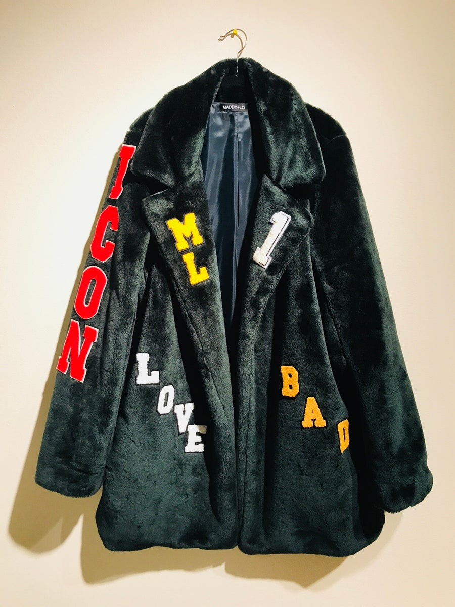Image of ICON Faux Fur Coat