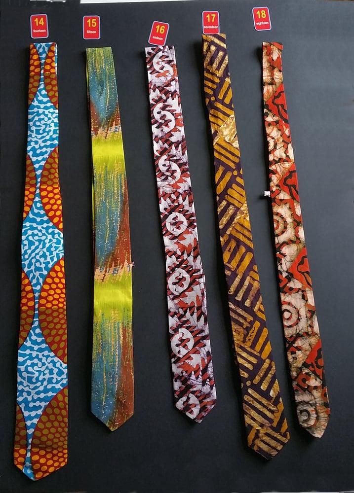 Image of Ties (1)