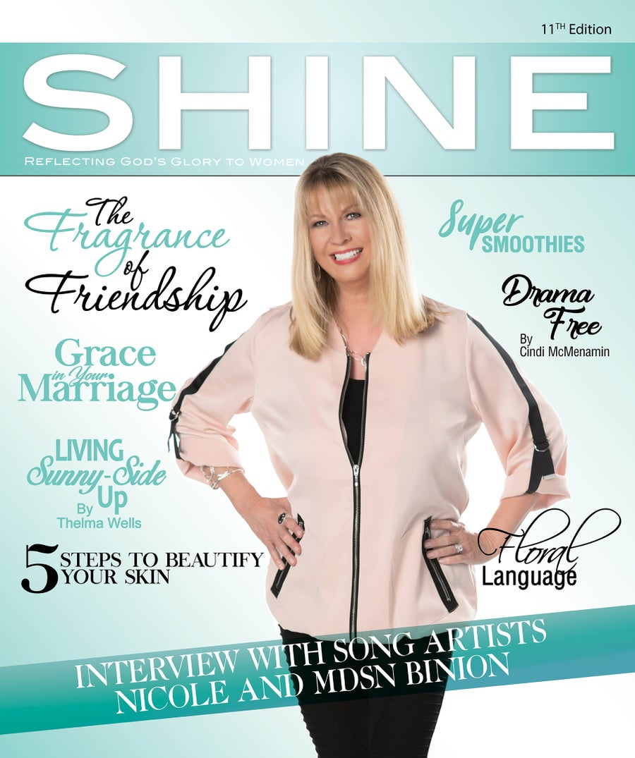 Image of Shine Magazine - 11th Edition