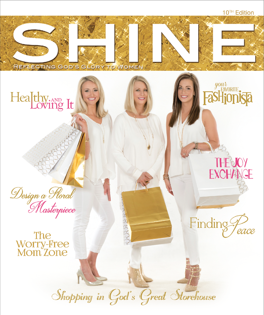 Image of Shine Magazine - 10th Edition