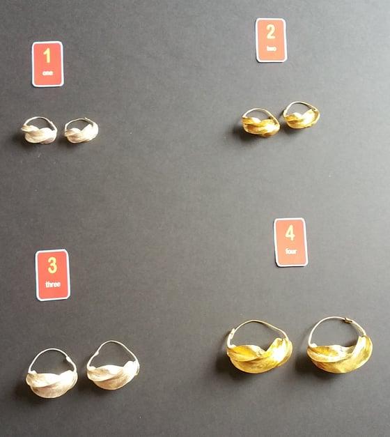 Image of Traditional Fulani Ear-Rings