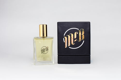 Image of Mr Benjamin's Cologne No. 1