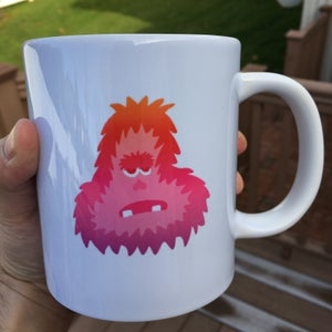 Image of Befuddled Monster Mug