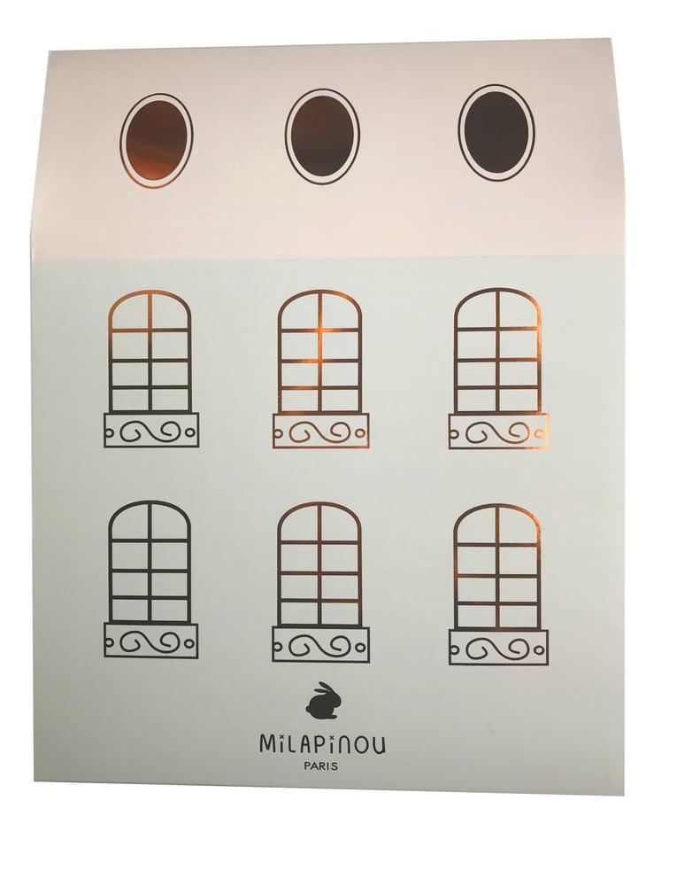 Image of MAISON BLEU-packaging