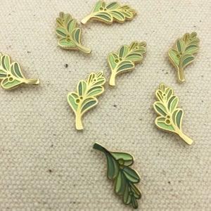 Image of Olive Branch Pin