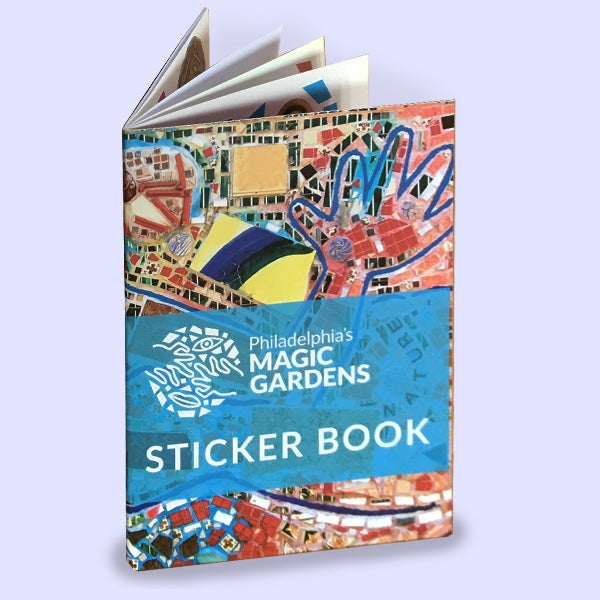 Image of PMG Sticker Book