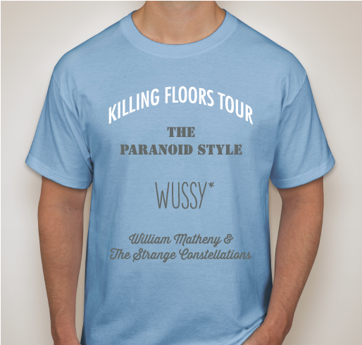 Image of Killing Floors Tour Limited Edition T-Shirt