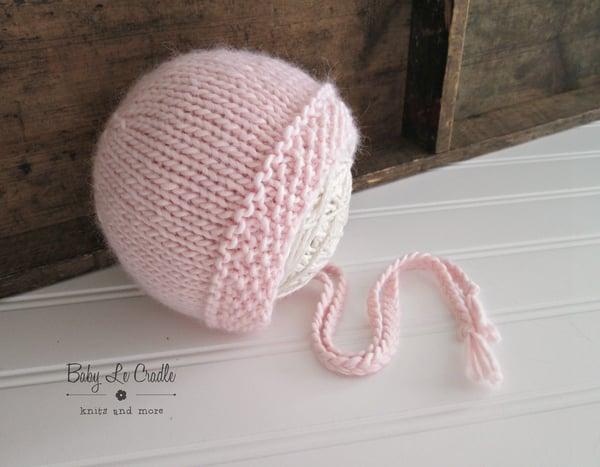 Image of Suri Seed Brim Bonnet - NB