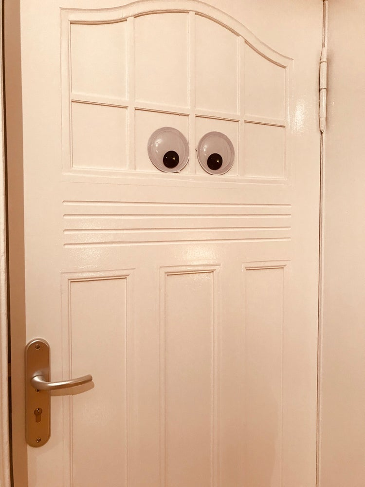 Image of Googly eyes / yeux globuleux