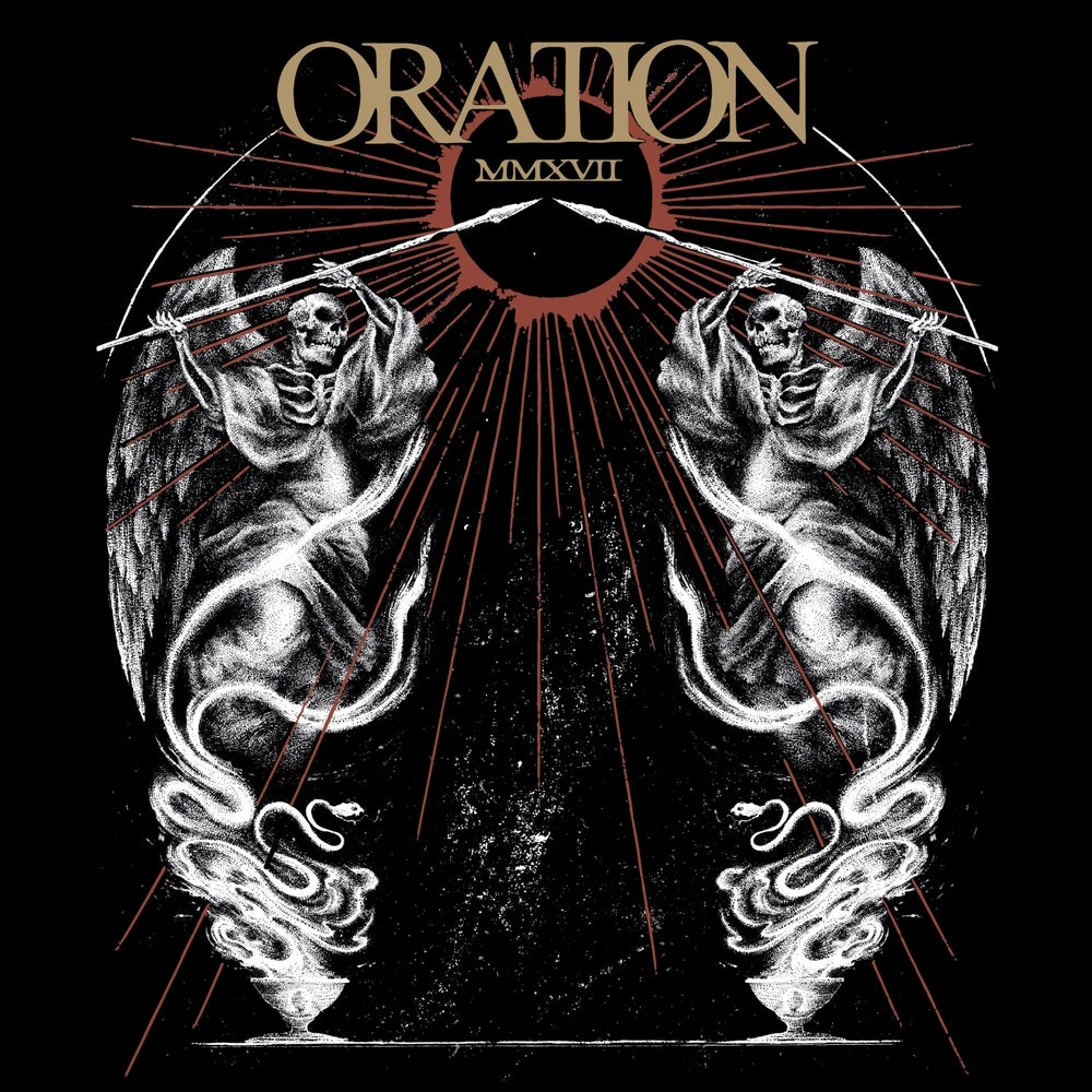 Image of Item: Oration MMXVII - Gatefold Double LP