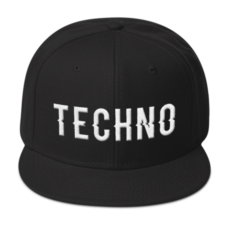 Image of Techno SnapBack