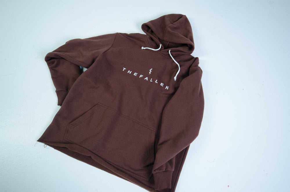 Image of the fallen hoodie