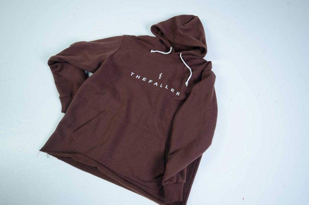 Image of the fallen hoodie