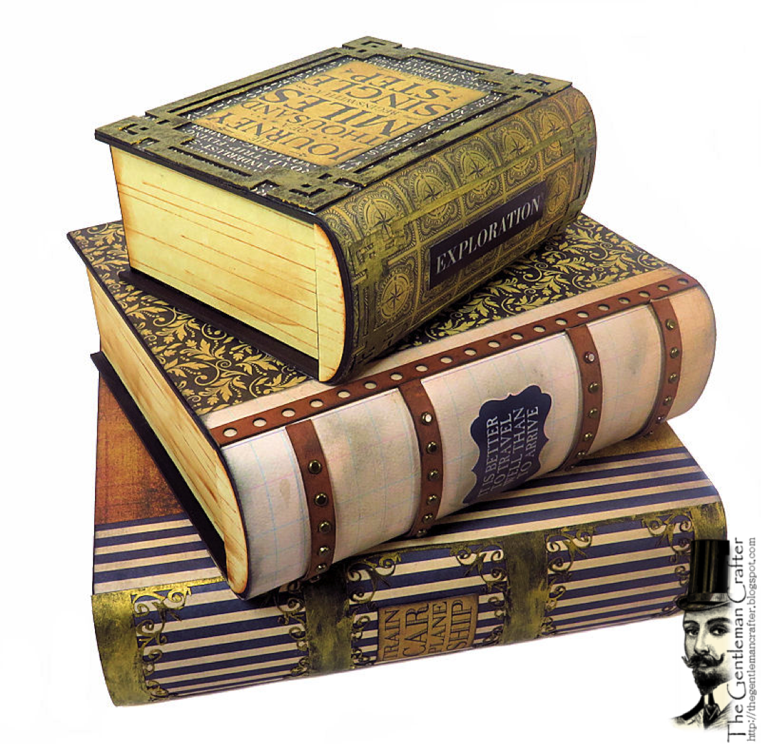 Image of Stacked Books- 1 LEFT!!