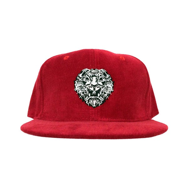 Image of Krugare Street Luxury® Red Cap