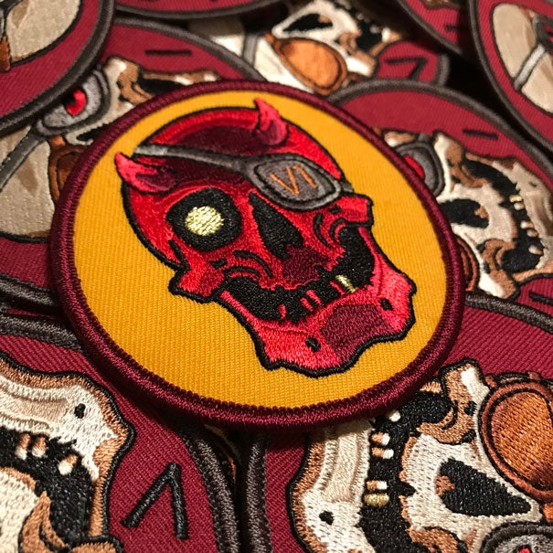 Image of Studio 6 - Villain Patch