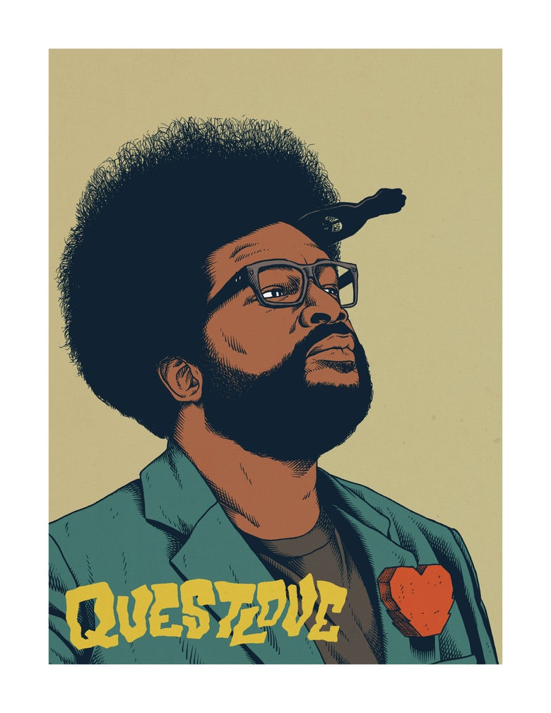 Image of Questlove