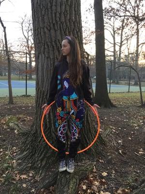 KOOZ - Lady of the Hoop Onesie (LE 25)