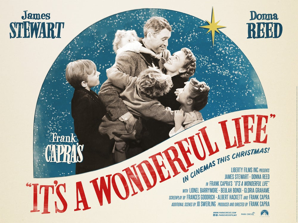 Image of Its a Wonderful Life - Sunday 17th December