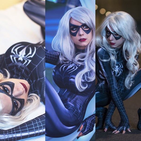 Image of Black Cat Collection