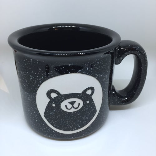 Image of bear camp mug