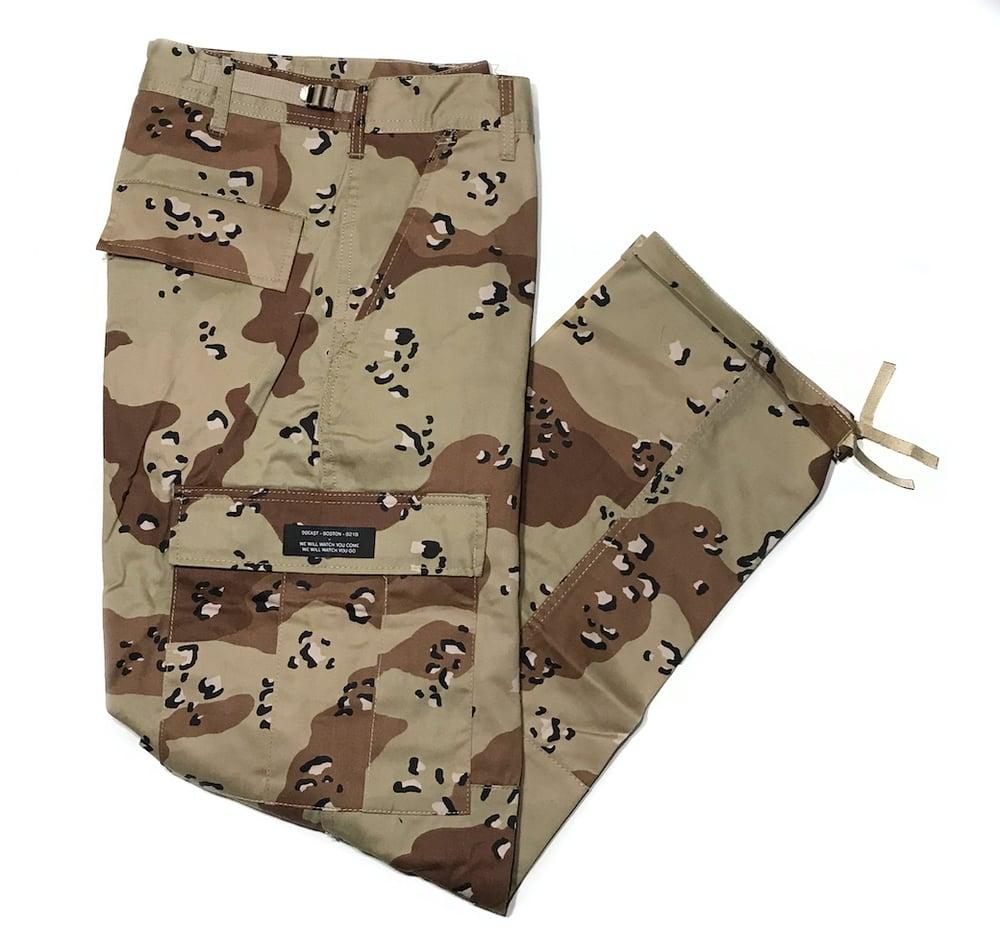 90east 90east Yc Cargo Pants Desert Camo
