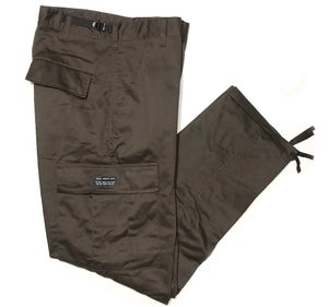 "Image of 90East ""YC"" Cargo Pants Brown"