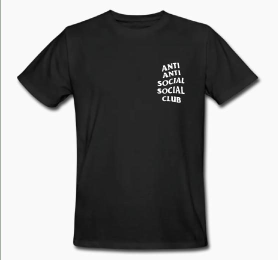 Image of anti anti social