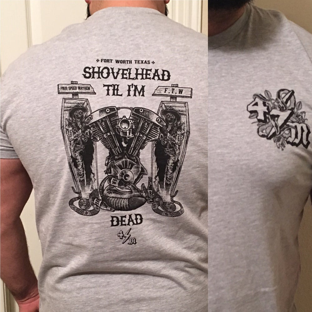 Image of 4SM Shovelhead