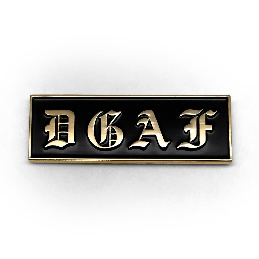 Image of DGAF Pin
